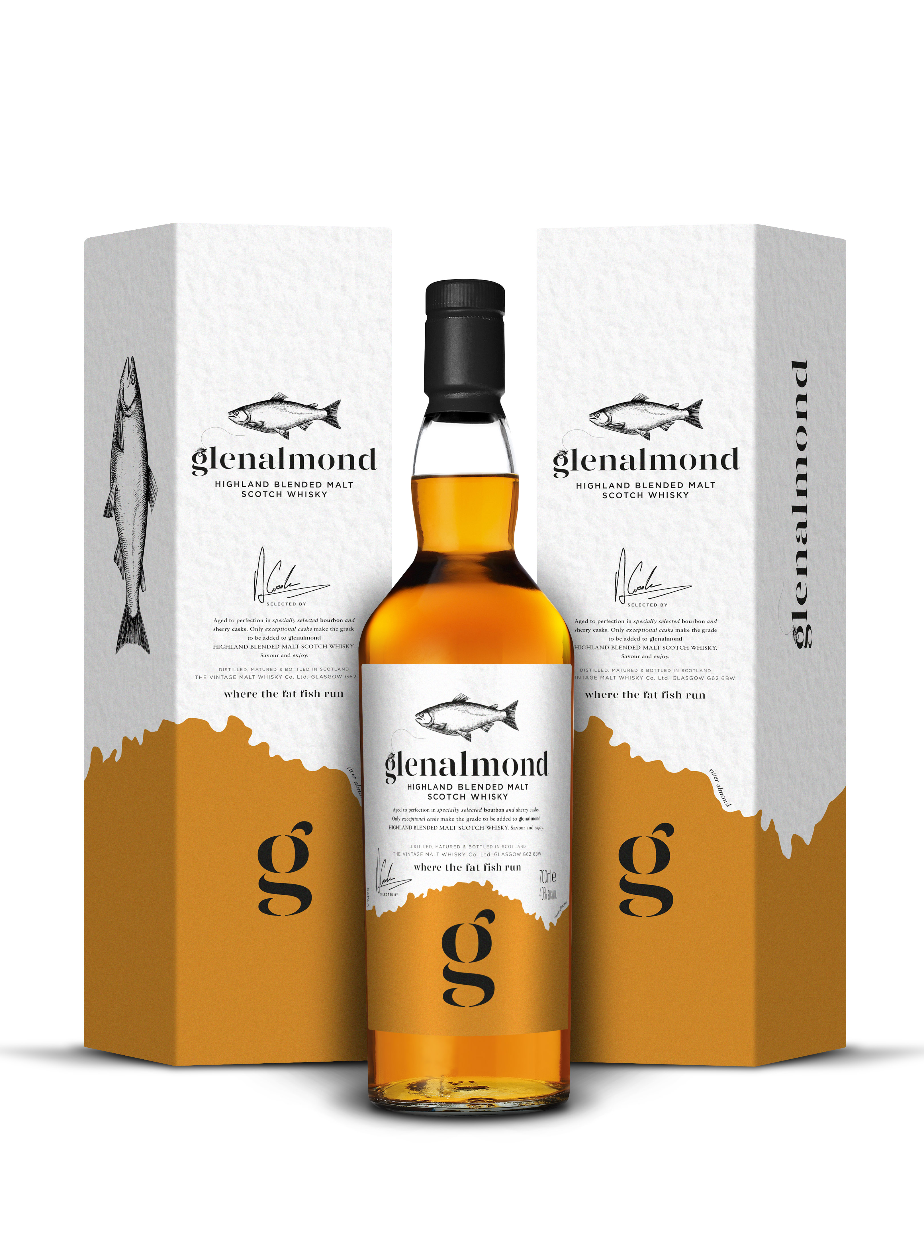 Glenalmond Highland Blended Malt Scotch Whisky