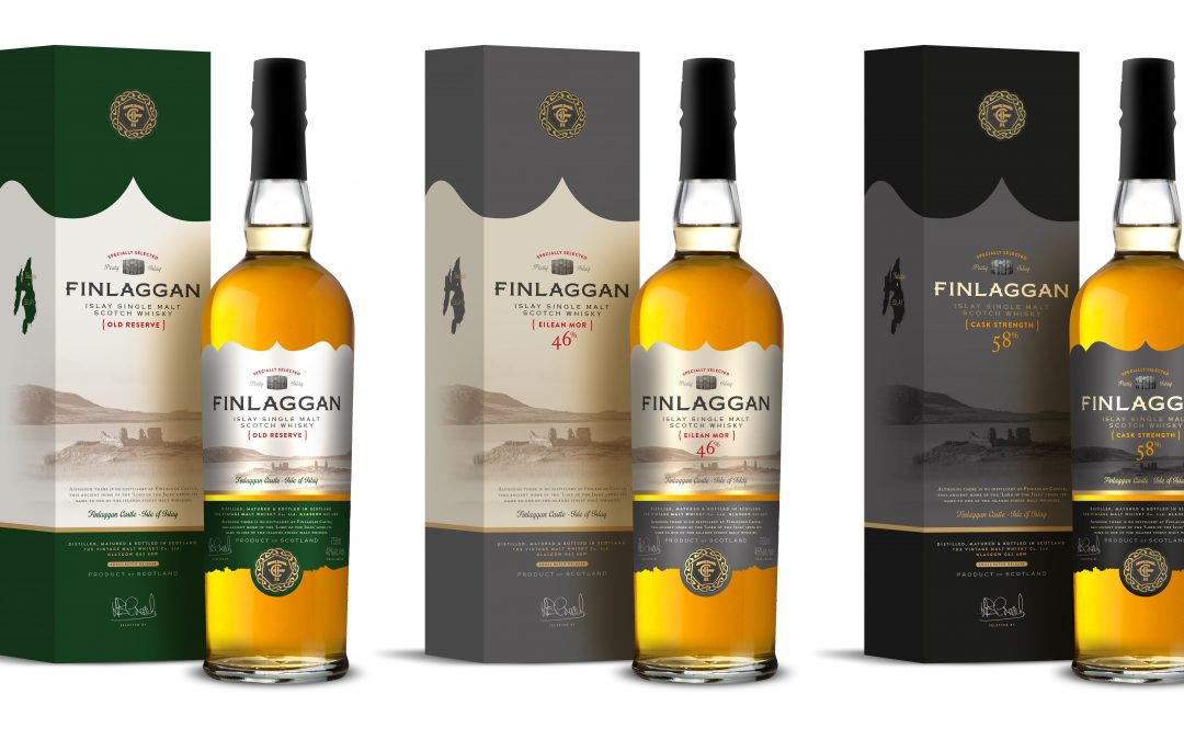 Finlaggan Old Reserve wins a Silver Medal at the Independent Spirits Challenge 2016