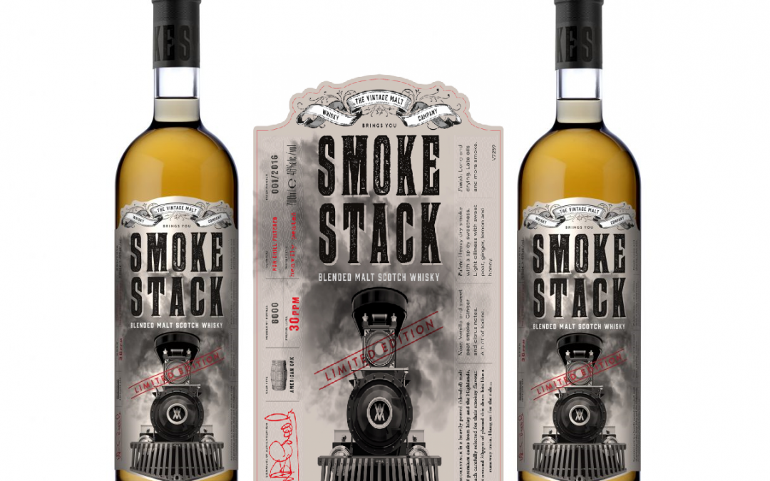 SmokeStack wins SILVER medal at IWSC 2018!