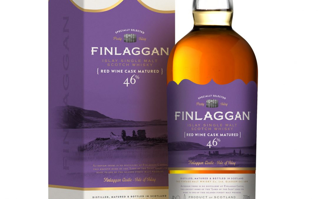 Finlaggan Red Wine Matured Islay Single Malt Scotch Whisky released!